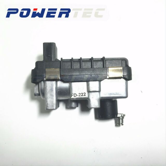Turbo actuator Hella G222 742110 Ford Focus II 1.8 TDCi 85Kw électronique 712120