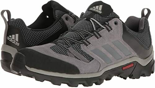 Adidas Terrex Mens Shoes TERREX Caprock Hammer Hiker Grey shoes hiking SIZE 9