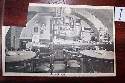 Postkarte Ansichtskarte Werbung Reklame Schankraum Provinz Brandenburg Gute Begleiter FüR Kinder Sowie Erwachsene