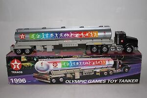 Texaco 1996 Olympic Games Toy Tanker #3