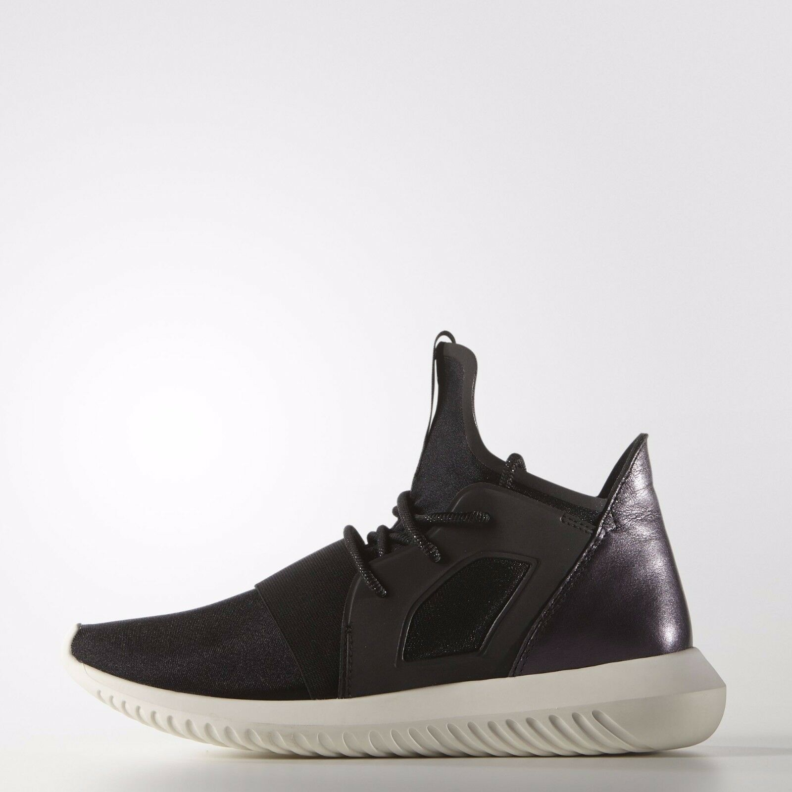 ADIDAS ORIGINALS SIZE TUBULAR DEFIANT WOMEN'S SHOES SIZE ORIGINALS US 9 BLACK S75896 abfa31