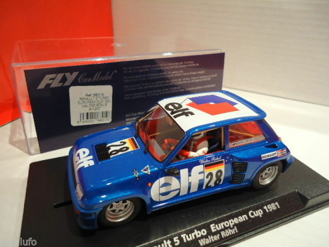 Fly A1207 Renault 5 European Cup 81 New