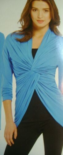 Simplicity 0341 Pattern Womens Wrap Top Size XS to XL US XP to XG Euro NEW