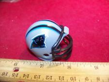 1/6th Scale Football Helmet Carolina Panthers