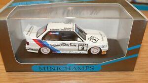 MINICHAMPS-BMW-E30-M3-DTM-Winklehock-J-Team-Bigazzi-Nr-2011