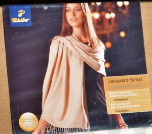 Schals & Tücher Modestil Schal Stola Tcm Mit Lurex Rheuma Lindern Kleidung & Accessoires