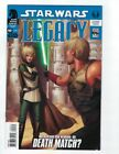 Star Wars Legacy 4 V1 NM 1st App Darth Maleval 2006 Dark Horse Comics