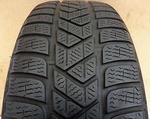 1-PC-215-55-R17-Pirelli-Sottozero-3-Winter-Tyre-Extra-Load-98H