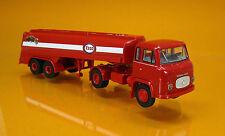 """Brekina 85164 Scania LB 76 Tank-SZ """" Esso """""""