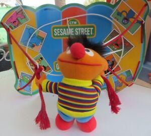 Lustre-Ernie-Sesame-street-1995-Cavahel-Vintage
