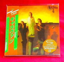 Caravan Caravan JAPAN SHM MINI LP CD UICY-94326