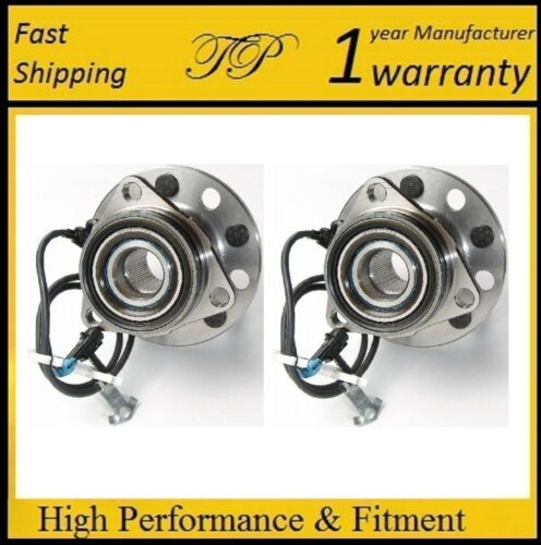 1995-2002 PAIR AWD Front Wheel Hub Bearing Assembly for Chevrolet Astro Van