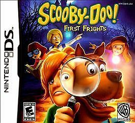 Scooby Doo First Frights Nintendo Ds 2009 Ebay
