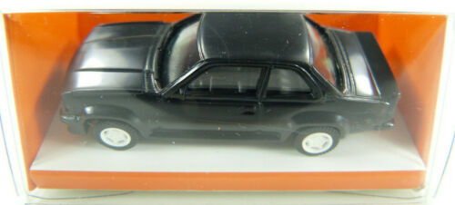 ST Opel Ascona 400 schwarz neutral unbedruckt Euromodell 1:87 OVP