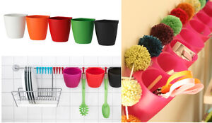 Ikea Containers Hang Or Wall Mount Utensil Organizer Pen