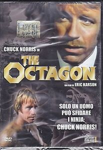 Dvd **THE OCTAGON** con Chuck Norris 1980