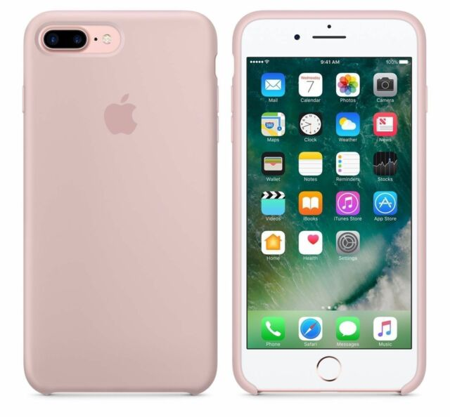 fa532444d67 iPhone 7/8Silicone Case Pink Sand Original Apple ( Brand New with Retail  Pack )