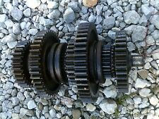 Ford 3000 Tractor Original Transmission Set Of Top Gears Amp Input Drive Shaft