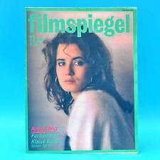 DDR Filmspiegel 11/1989 Klaus Kinski Liane Haid Anja Kling Sergio Leone F