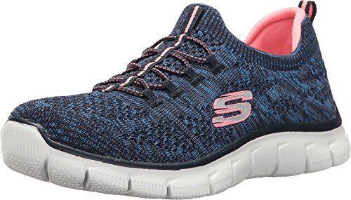 Skechers Sport Womens Womens Womens Empire Sharp Thinking Fashion Sneaker- Pick SZ color. ae261d