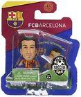 SoccerStarz FC Barcelona Pedro Rodriguez Limited Edition Away Kit