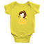 Infant-Baby-Rib-Bodysuit-Jumpsuit-Romper-Clothes-Beauty-amp-Beast-Princess-Belle thumbnail 22