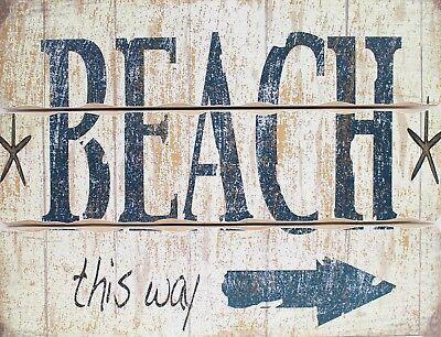 "TIN SIGN /""Ricks Key West Bar/"" Beach Florida Mancave Wall Decor"