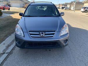 2006 Honda CR-V EXL