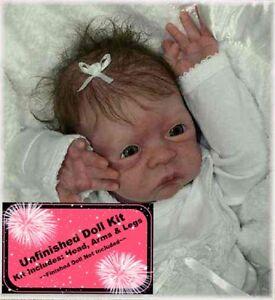 ❤Reborn Baby Doll Kit Paige, Sculpted by Tasha Edenholm❤