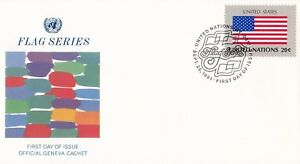 UN48-United-Nations-1981-United-States-20c-Stamp-Flag-Series-FDC-Price-4-00