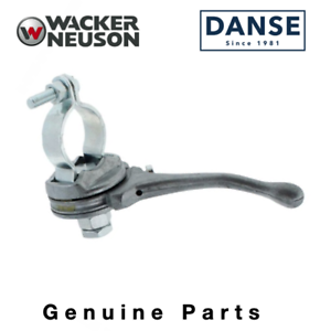 CT48 trowels 0015065 5000015065 Wacker Throttle Control Lever For CT30 CT36