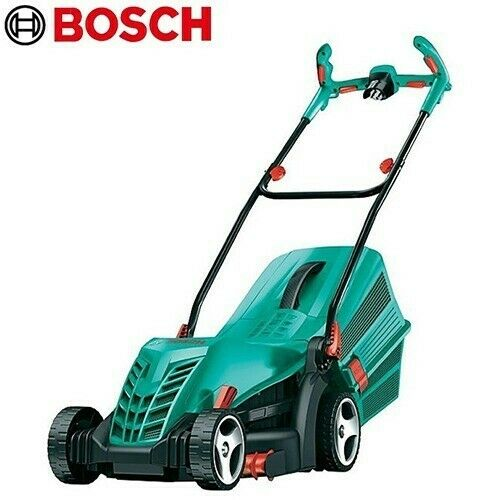 [BOSCH] Electric Lawn Mower 1400W ARM37 for 220V