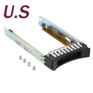 2-5-034-Drive-Caddy-Tray-For-IBM-x3550-x3650-x3500-x3400-M2-M3-M4-HS12-HS22-44T2216