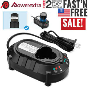 Powerextra-10-8V-12V-Li-ion-Battery-charger-For-Makita-BL1013-BL1014-DF330D-US
