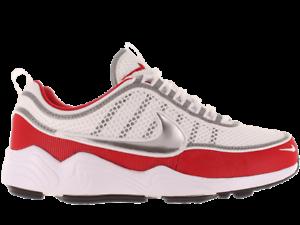 Men's Nike Sneakers Zoom Spiridon '16 Athletic Fashion Sneakers Nike 926955 102 White/Red 1945f3