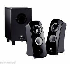 Logitech Z-323 Z323 2.1 Lautprecher 30Watt 2.1 Speaker System / ** defekt **
