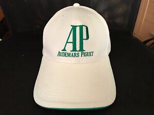 a086b26f792 SALE  AP AUDEMARS PIGUET White Cap Hat Royal Oak Millenary Perpetual ...
