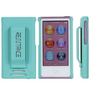 Resistance-Green-iPod-Nano-7th-Generation-Protective-Case-With-Clip