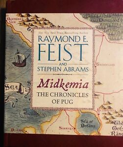Midkemia-by-Stephen-Abrams-and-Raymond-E-Feist-2013-Hardcover