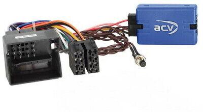 Para BMW Mini Cooper S r53 de sonido de volante Auto Radio Adaptador Cable Enchufe