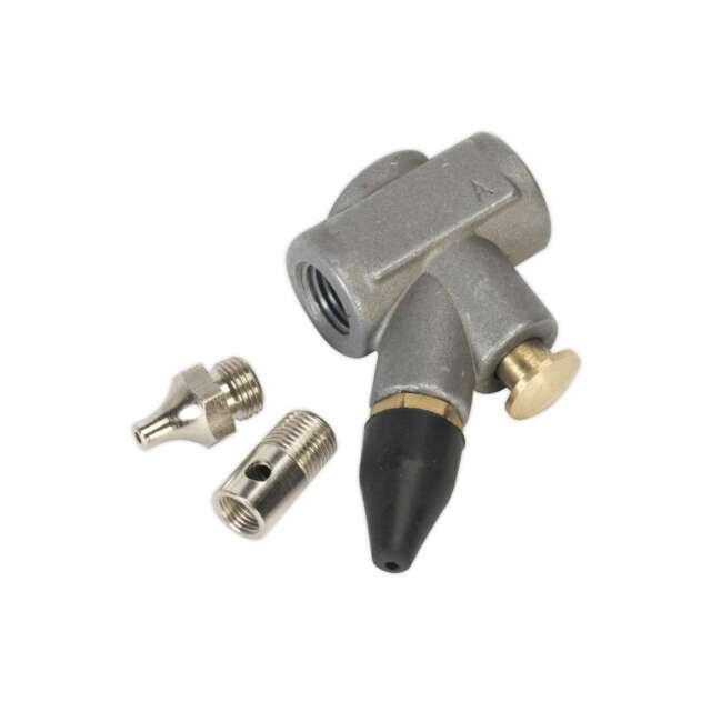 Sealey In-Line Air Blow Gun Air Blow Guns Quality Work Tools SA905
