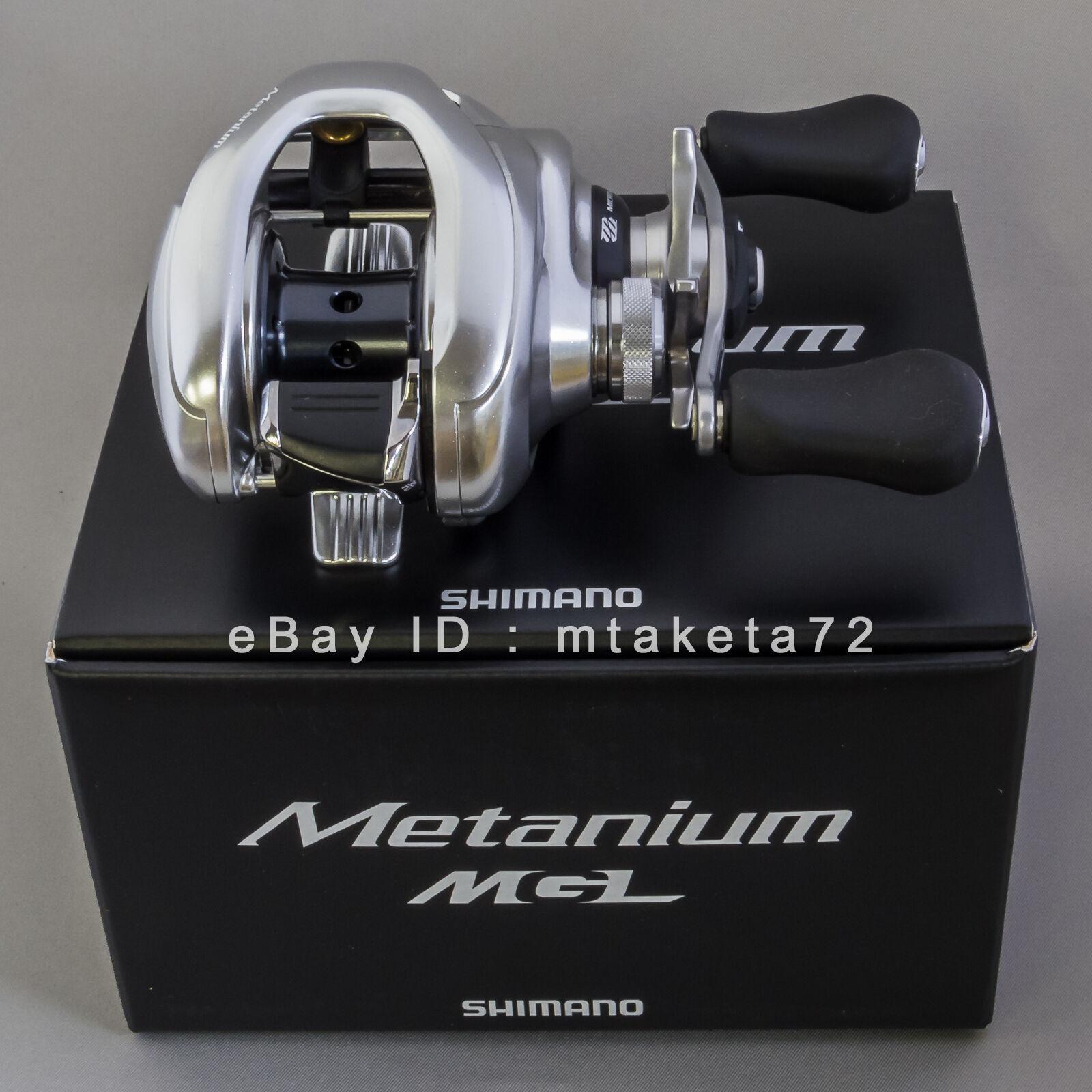 Shimano 16 Metanium MGL, Gear Ratio 6.2:1, Right Handle, Japan Model, 035301