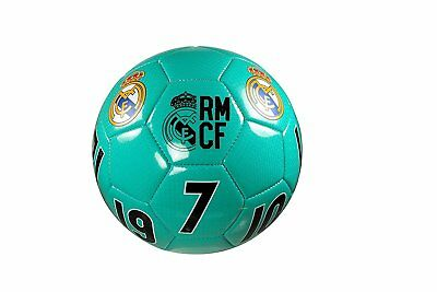 Real Madrid C.F Authentic Official Licensed Soccer Ball Size 5-02-2