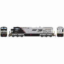 Athearn HO Ac4400cw NS Black Red Mane #4003 DCC Ready