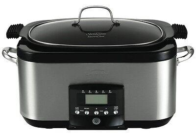 NEW Sunbeam Secret Chef 5.5L Slow Cooker 5.5 Litre HP8555