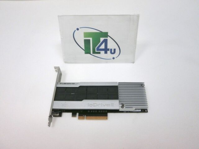 Fusion-IO Drive2 1.2TB Internal SSD Flash PCIe F00-001-1T20-CS-0001
