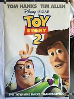 Toy Story 2 One-sheet (2-sided) Movie Poster -