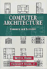 Computer Architecture: Concepts and Evolution-ExLibrary