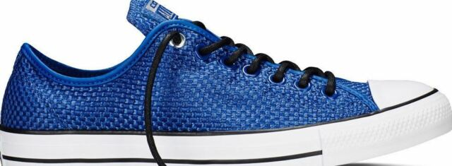 9d90809f4f9f Converse All Star Chuck Taylor Blue Ox Amp Cloth Casual SNEAKERS Mens 10