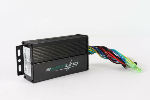 36//48V 26A Brushless Controller with 4-pin 810 display eBikeling eBike